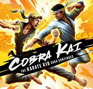 眼�R蛇�P空手道小子�髌胬m集Cobra Kai The Karate Kid Saga Continues