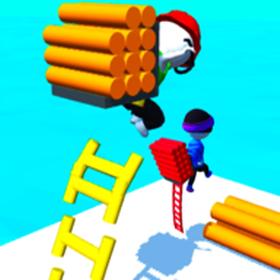 3D马拉松梯子游戏