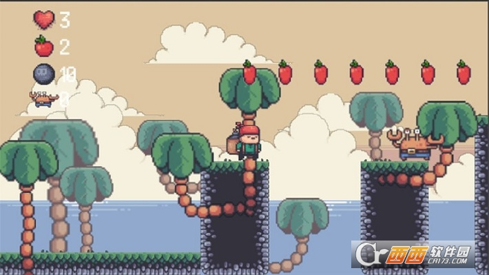 蘑菇的冒险