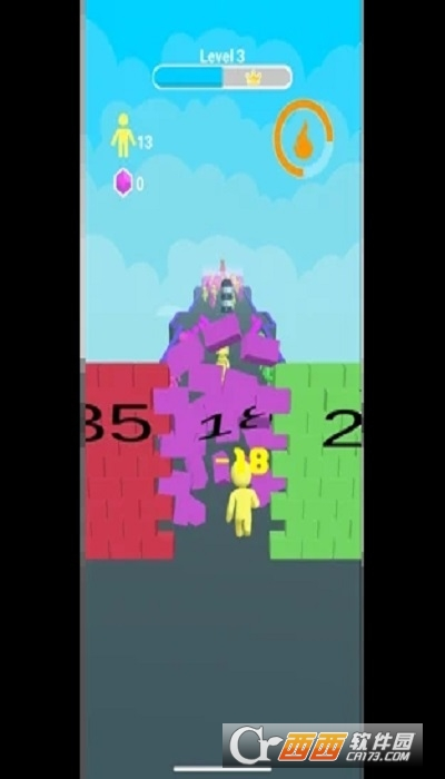 Wall Rusher v1.0 苹果版