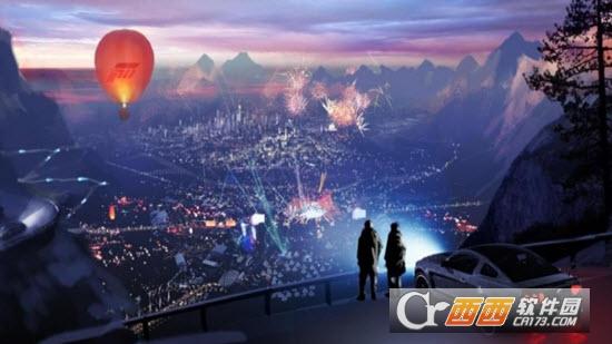 极限竞速地平线4steam中文破解官方终极版 免安装绿色中文版