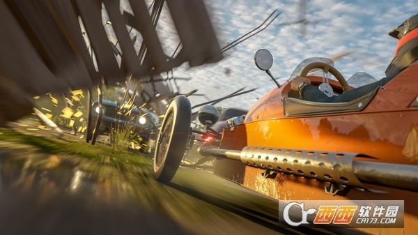 极限竞速地平线4破解版 steam最新版硬盘版