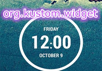 org.kustom.widget_org.kustom.widget破解版_kustom widget