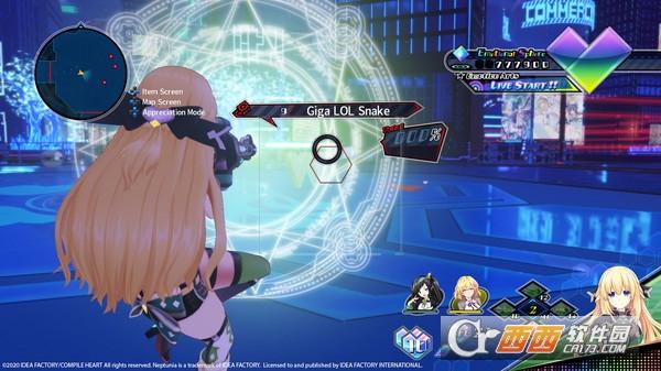 海王星:VVV战机少女(Neptunia Virtual Stars) PC中文版