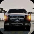 汽车模拟器凯雷德驾驶游戏