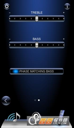 ONKYO QBX Remote iPhone版app 手机iOS版