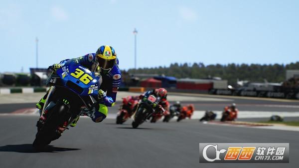 世界摩托大奖赛21MotoGP21 免安装绿色中文版