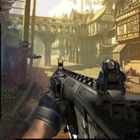 射击战场模拟器游戏