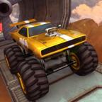 终极怪物卡车3D特技赛车v1.0 安卓版