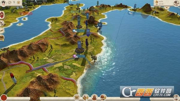 罗马全面战争重制版PC版 免安装绿色中文版