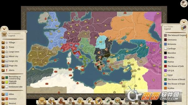 罗马全面战争重制版PC版
