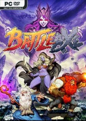 战斧Battle Axe