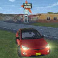 电动汽车模拟驾驶游戏
