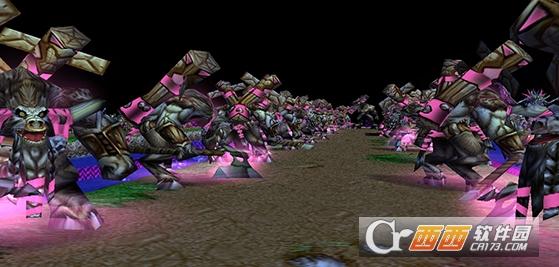 魔兽争霸3恶魔回廊