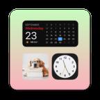 安卓IOS14桌面小组件v1.9 安卓版