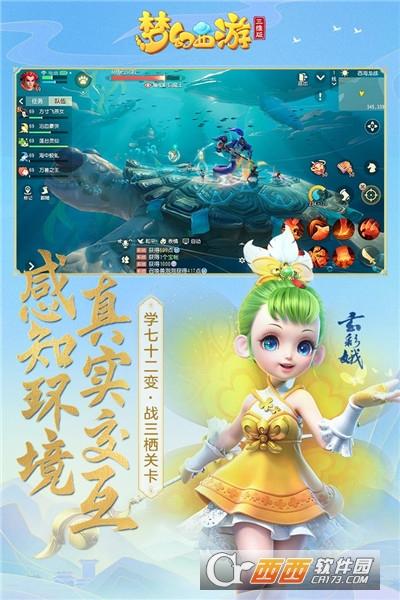 梦幻西游三维版网易版