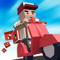 都市模拟摩托车游戏