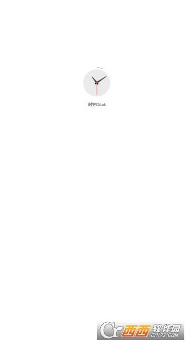 旋转时钟app