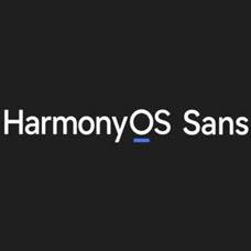 HarmonyOS Sans华为鸿蒙系统定制字体