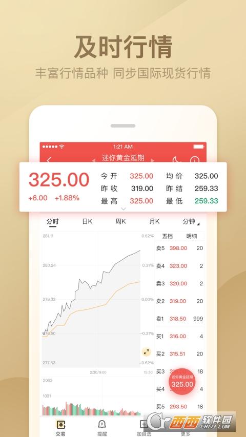 金赢在线软件最新手机版app V5.0.7安卓版