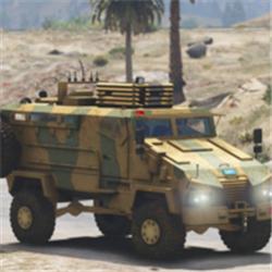 装甲警车特种作战