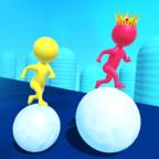 雪球�跑Snow Ball Run