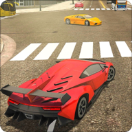 city car driving 3dsports car driving games 2021(极速汽车行驶)游戏