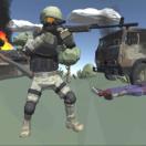 3D多人射击(Crazy Trooper)手游