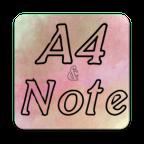 A4打印纸和手帐笔记v1.0 安卓版