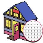 像素屋数字填色PixelHousev1.0 安卓版
