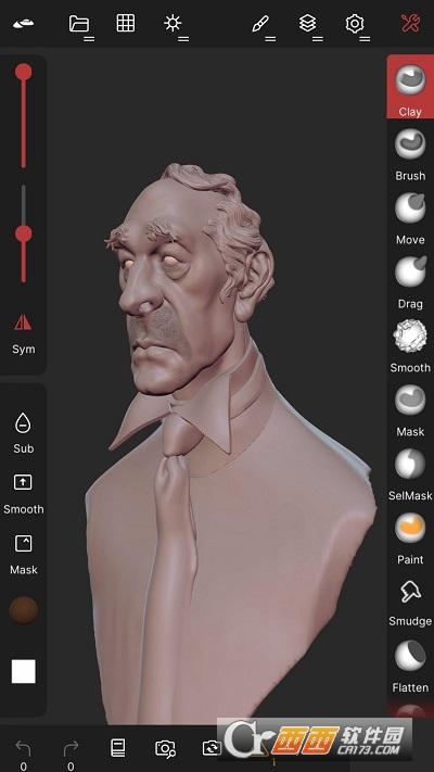 Nomad Sculpt(3D建模) v1.51 安卓版