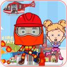 托卡小家消防员游戏v1.1安卓版
