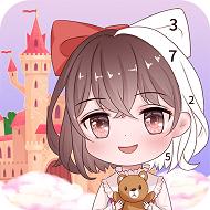 涂色王国app