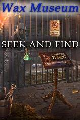 解谜游戏蜡像馆