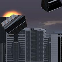 模拟灾难破坏真实城市v1.0