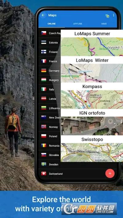 Locus地图 v4.2.1 安卓版