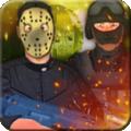 警官和强盗模拟器Justice Rivals 3v1.072