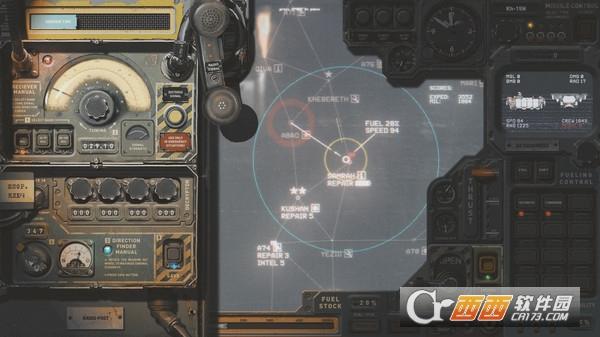 高空��HighFleet v1.12 免安�b硬�P版