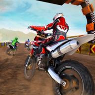 泥土路摩托车赛游戏(Dirt Track Bike Racing)