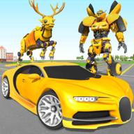 机器鹿模拟器Deer Robot Transform