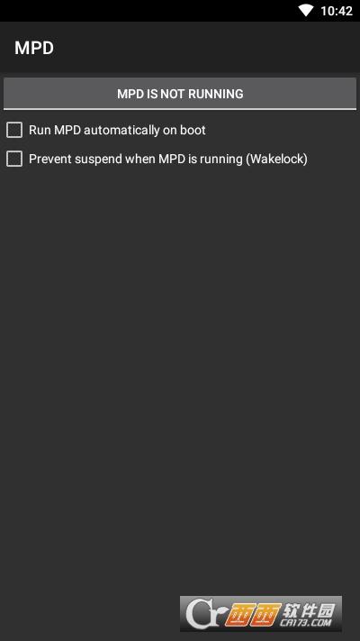 MPD(服务器音乐播放) v0.22.10 安卓版