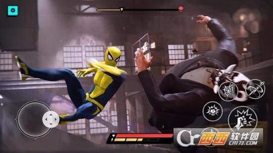 蜘蛛英雄Spider Hero