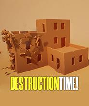 ���r�gDestruction Time�G色免安�b硬�P版v1.0 �G色版