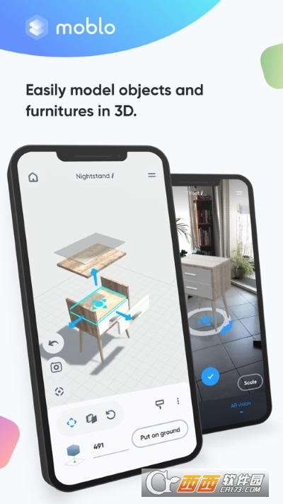 Moblo(3D家具�O�) v21.06.2 安卓版