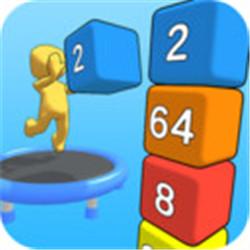 跳跳方块2048v1.0.0安卓版