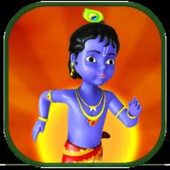 Little Krishna Run克里希纳奔跑app
