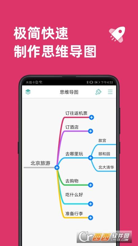 思维导图中文版软件