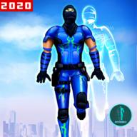 Invisible Speed Hero