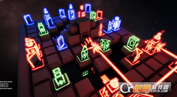 激光象棋:偏转 硬盘版