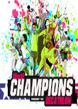 世界冠军十项全能World CHAMPIONS Decathlon绿色版免安装v1.0 绿色版